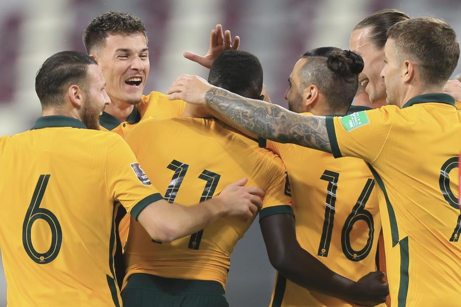オーストラリアは2次予選から最終予選まで11連勝【写真:AP】