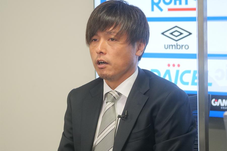 ジュビロ磐田へ期限付き移籍したMF遠藤保仁【写真:ⓒ GAMBA OSAKA】