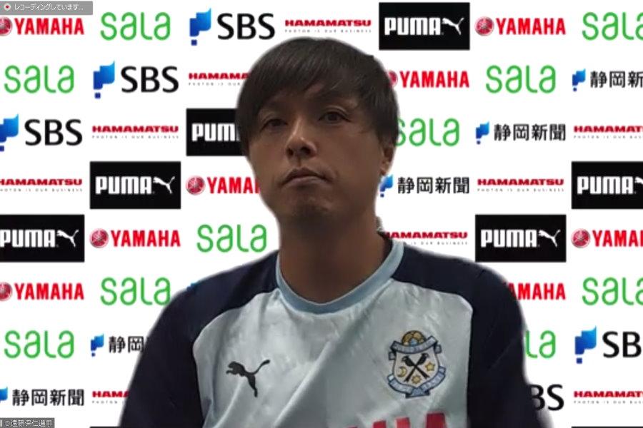 ジュビロ磐田に移籍した元日本代表MF遠藤保仁【※画像はスクリーンショットです】