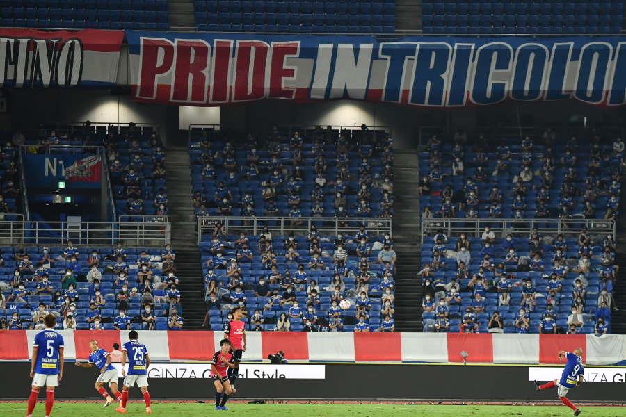 Jリーグで10月17日以降に応援時の鳴り物の使用が可能に(※写真はイメージです)【写真:小林 靖】
