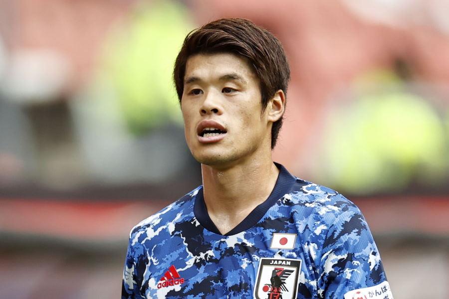 日本代表DF酒井宏樹【写真:Getty Images】