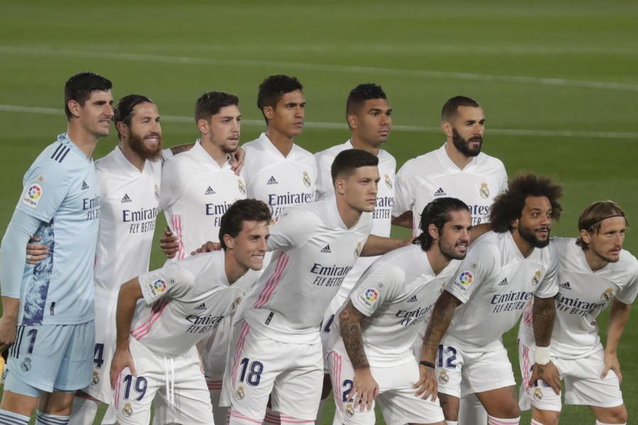 レアルの「売却不可能な6人」をスペイン紙選出【写真:AP】