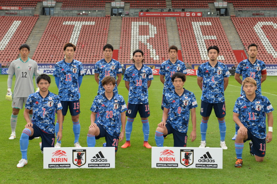 11月に行われる2試合を戦う日本代表メンバーが発表【写真:ⓒJFA】