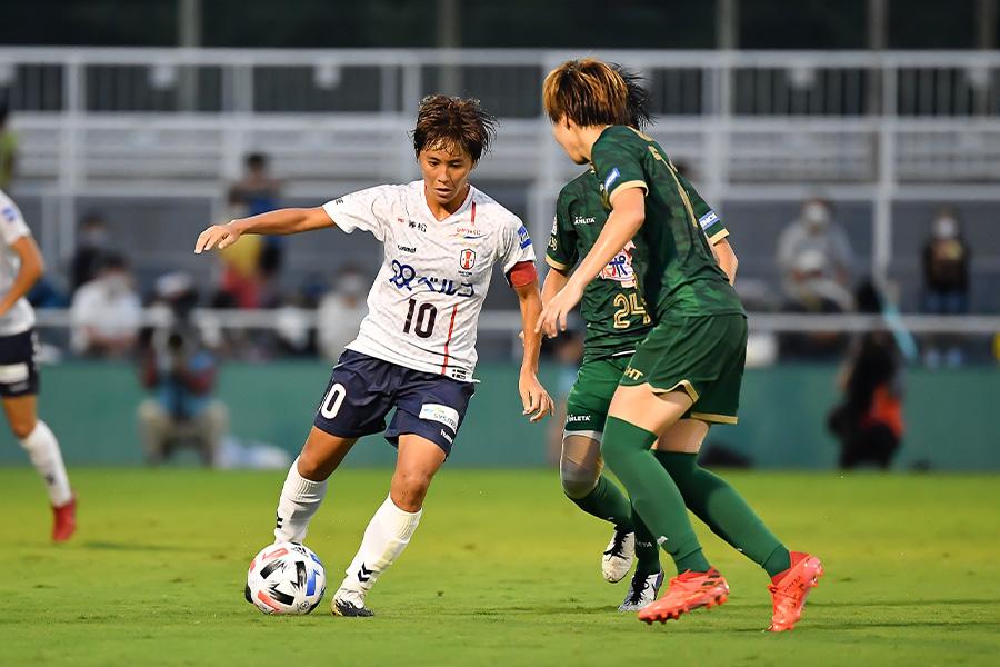 INAC神戸レオネッサ、日テレベレーザを含む11チームの参加クラブが発表(写真はイメージです)【写真:小林 靖】
