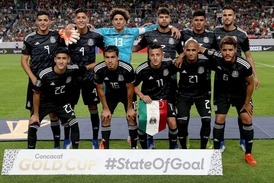 メキシコ代表のメンバーが発表(※写真は去年のものです)【写真:Getty Images】