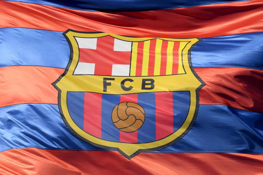 バルセロナが楽天株式会社とパートナーシップの延長を発表【写真:Getty Images】