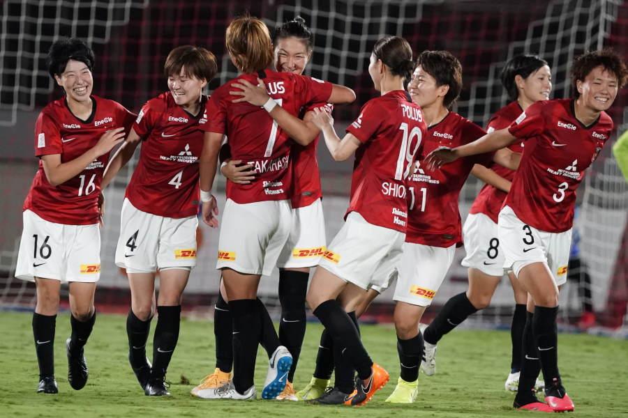 浦和レッズレディースの優勝が決定【写真:Getty Images】