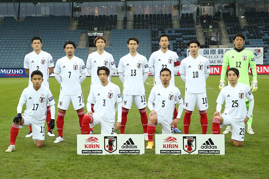 メキシコメディアが日本代表の警戒すべき選手を5人ピックアップ【写真:ⓒJFA】