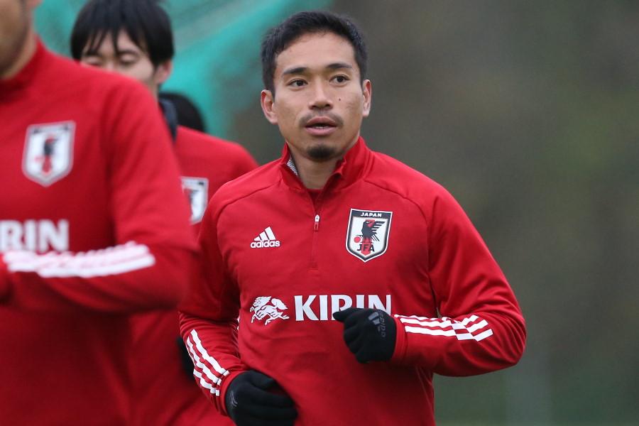 日本代表DF長友佑都【写真:©JFA】