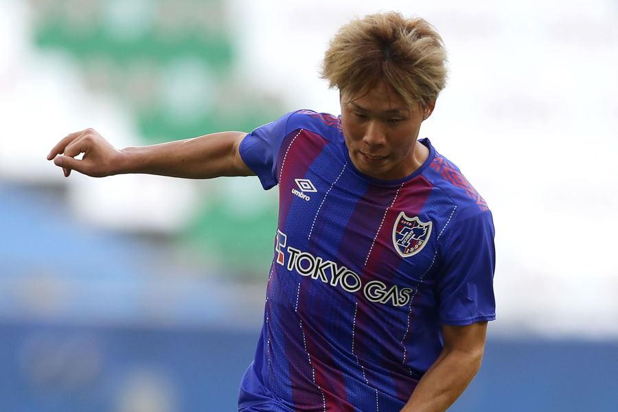 FC東京MF安部柊斗が悔しさを吐露【写真:Getty Images】
