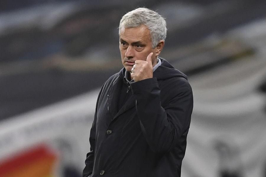 ローマは来季からジョゼ・モウリーニョ氏が監督に就任することを電撃発表した【写真:AP】