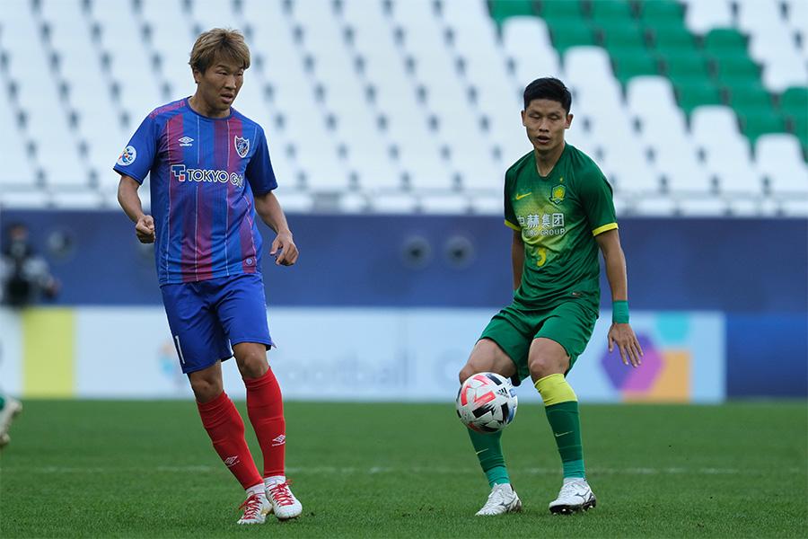 FC東京は北京国安に敗れベスト16で敗退となった【写真:Getty Images】