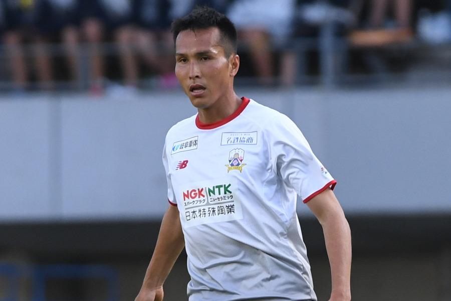 FC岐阜を退団することが決まった元日本代表FW前田遼一【写真:Getty Images】