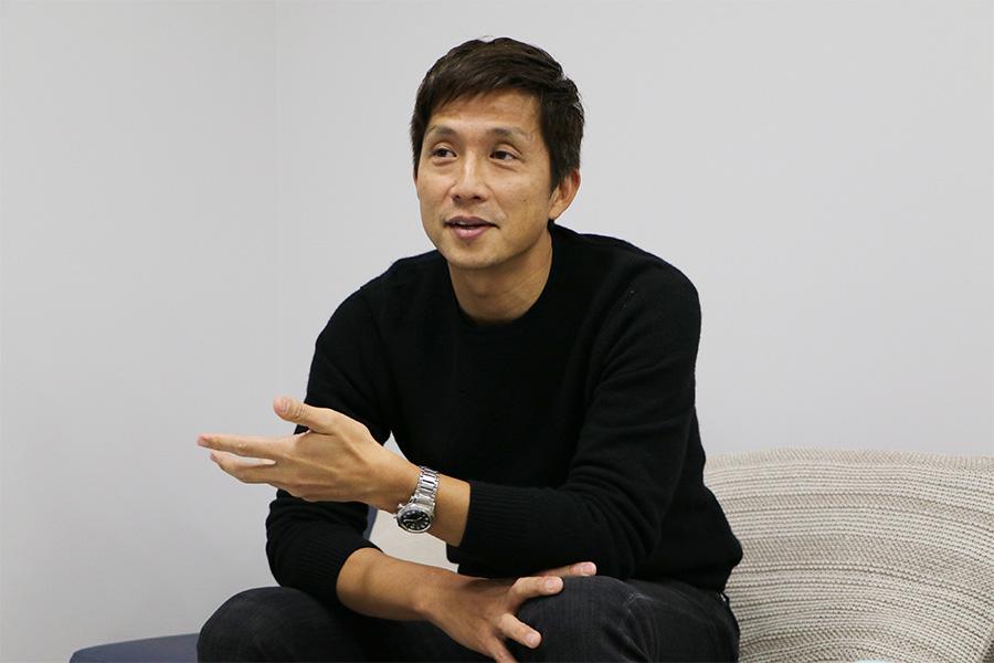 かつてジュビロ磐田や日本代表で活躍をした福西崇史氏【写真:Football ZONE web】