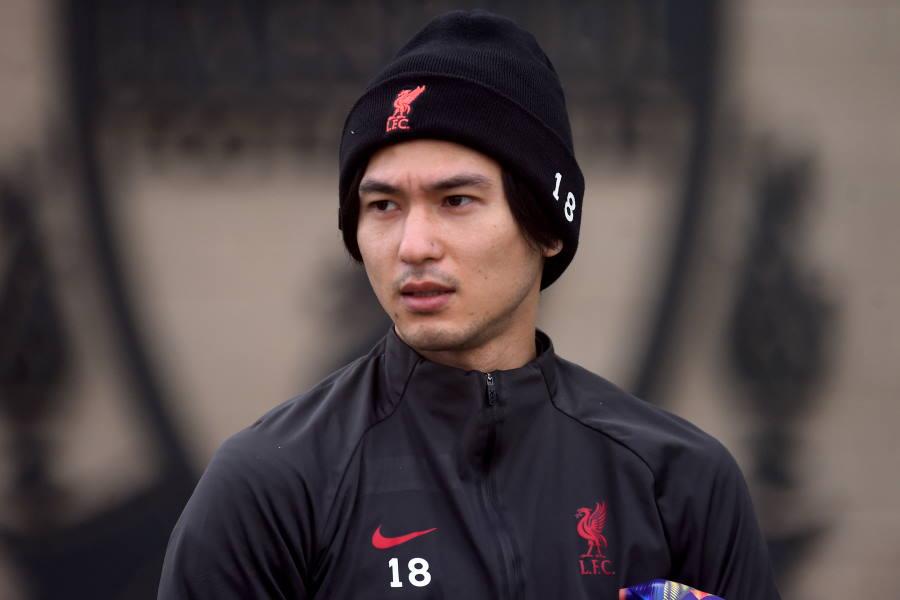 リバプールの日本代表MF南野拓実【写真:Getty Images】