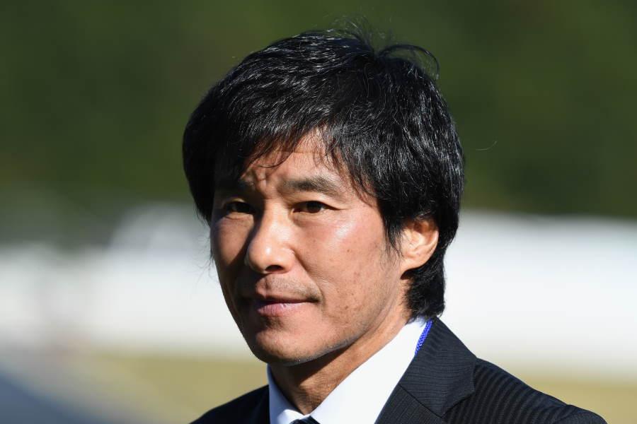 中山雅史氏が沼津を退団し、磐田のトップチームコーチに就任【写真:Getty Images】