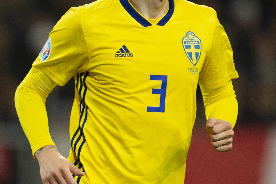 EURO2020で着用するスウェーデンのデザインに称賛(※写真は昨年のもの)【写真:Getty Images】