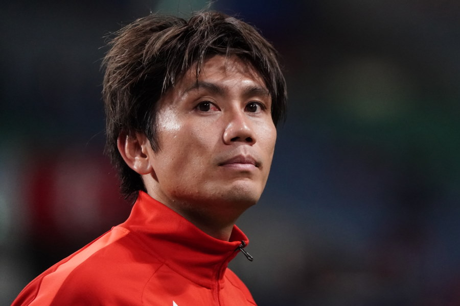 J3岐阜への完全移籍が決定した元日本代表MF柏木陽介【写真:Getty Images】