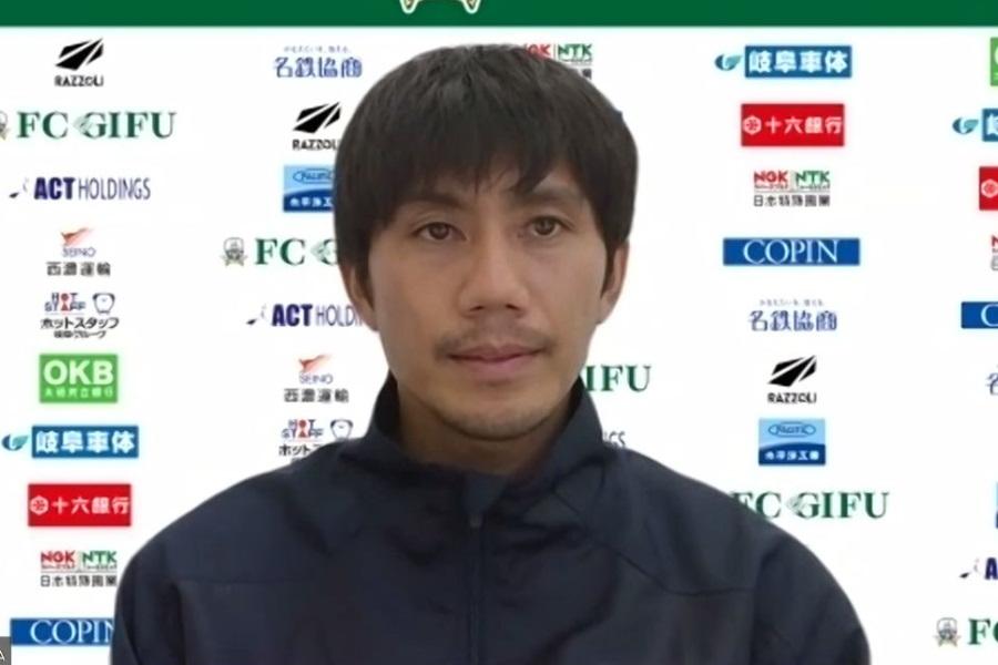 J3岐阜への完全移籍が決定した元日本代表MF柏木陽介【※画像はスクリーンショットです】