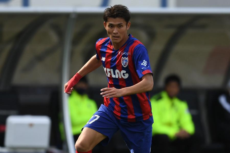 FC東京のFW田川亨介【写真:Getty Images】