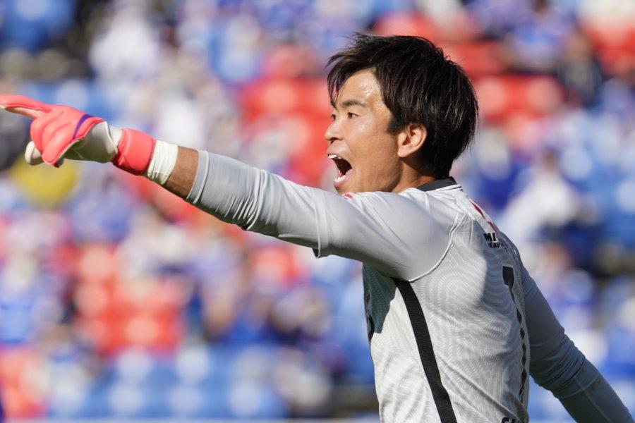 代表に復帰した浦和GK西川周作【写真:Getty Images】