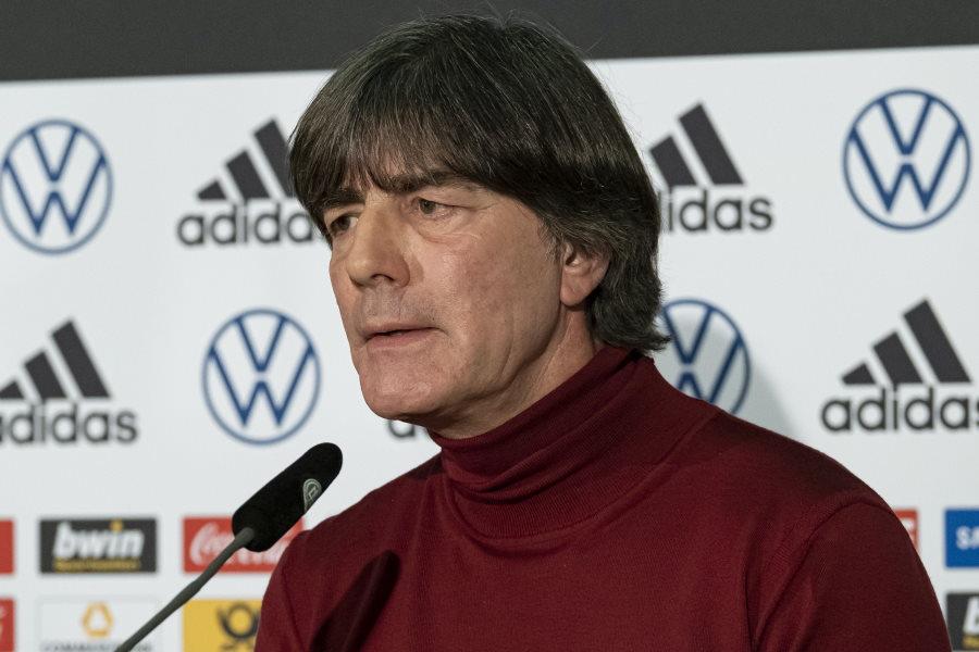 EURO後にドイツ代表監督退任が決定しているレーブ氏【写真:Getty Images】