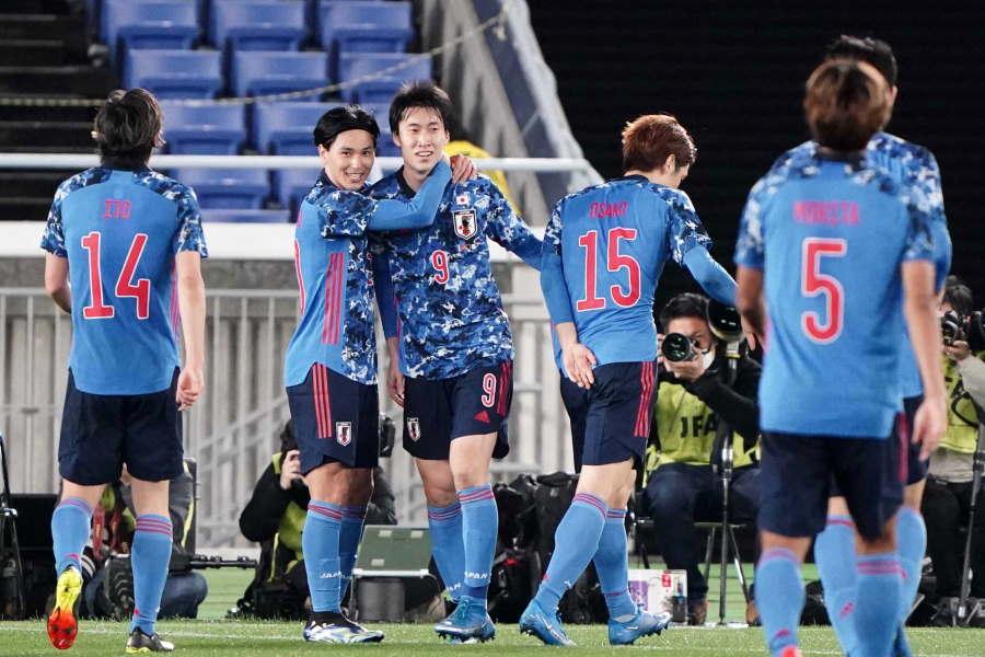 日本代表は韓国に3-0の快勝【写真:Getty Images】