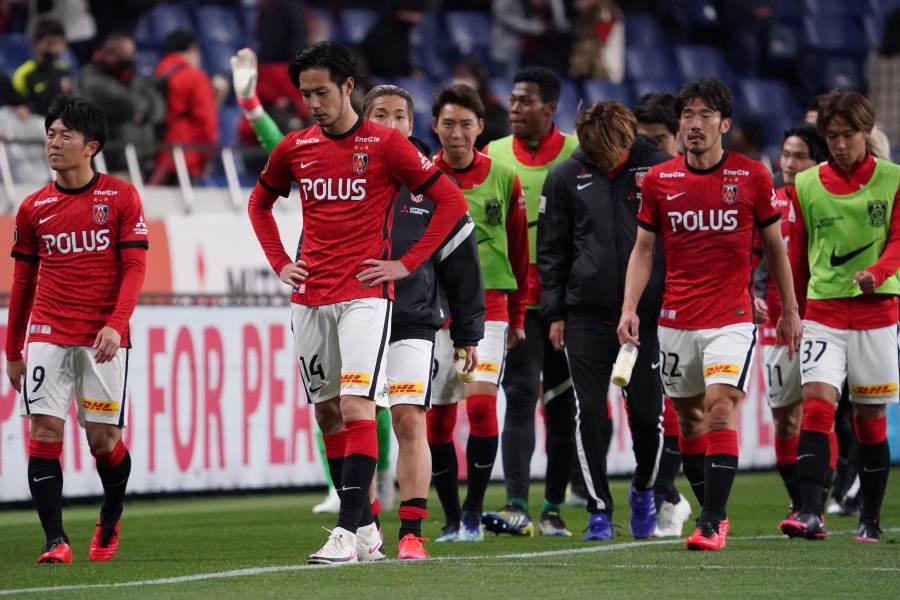 浦和は4戦連続無得点で勝利から離れている【写真:Getty Images】