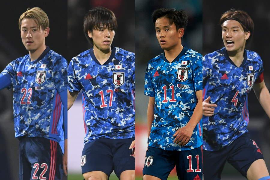 U-24日本代表、出場17人を採点【写真:Getty Images】