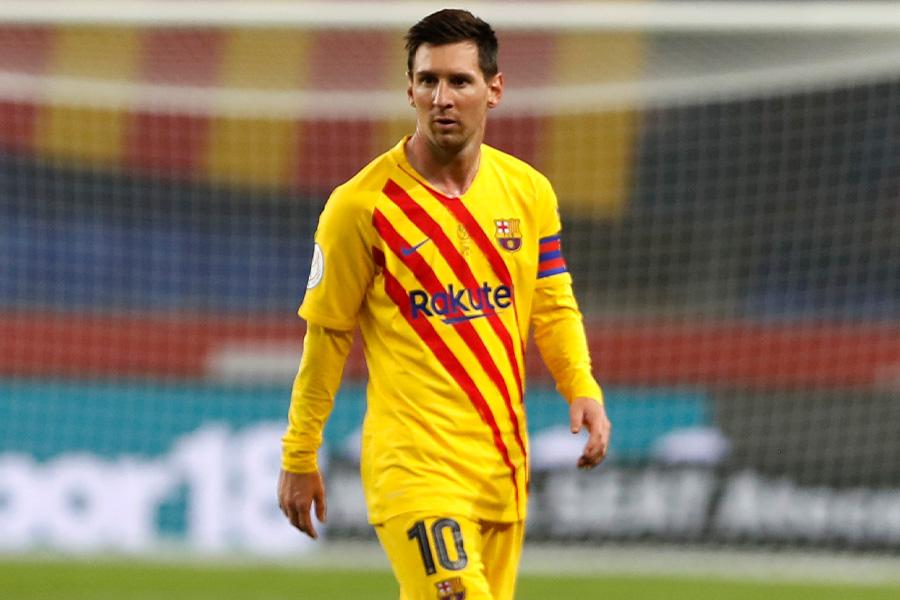 リオネル・メッシはバルセロナ残留を希望か【写真:Getty Images】