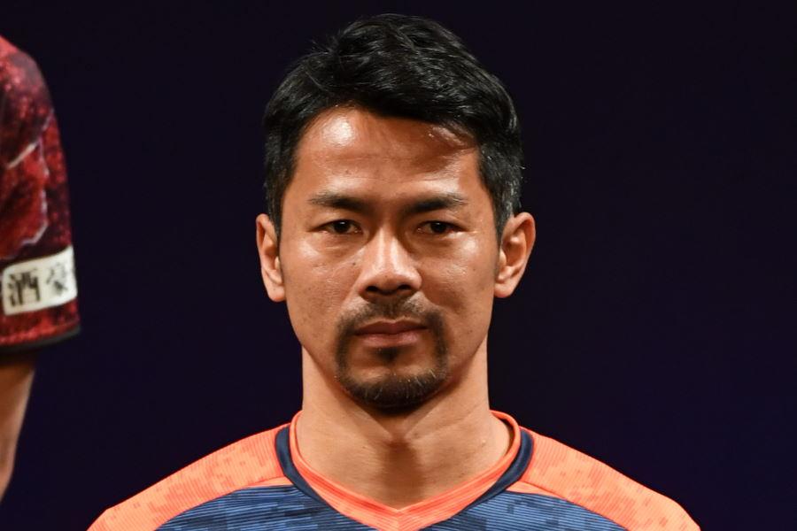 元日本代表MF明神智和(※写真は2017年のもの)【写真:Getty Images】