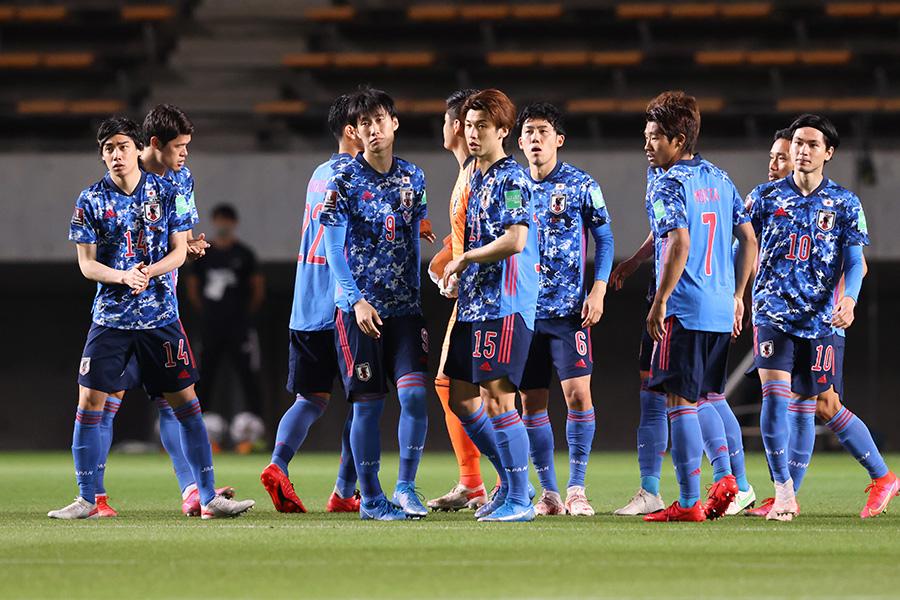 日本代表とU-24日本代表の対戦が決定【写真:高橋 学】