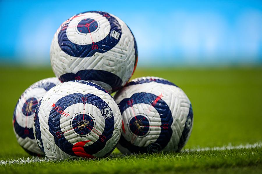 来季のプレミアリーグの公式級のデザインに注目(写真は今季のもの)【写真:Getty Images】