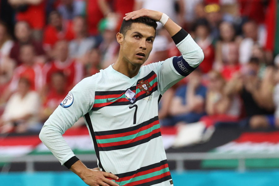 ポルトガル代表FWクリスティアーノ・ロナウド【写真:ロイター】