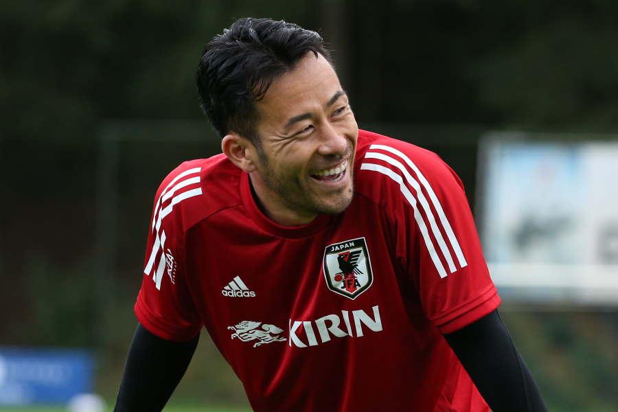 日本代表DF吉田麻也【写真:©JFA】