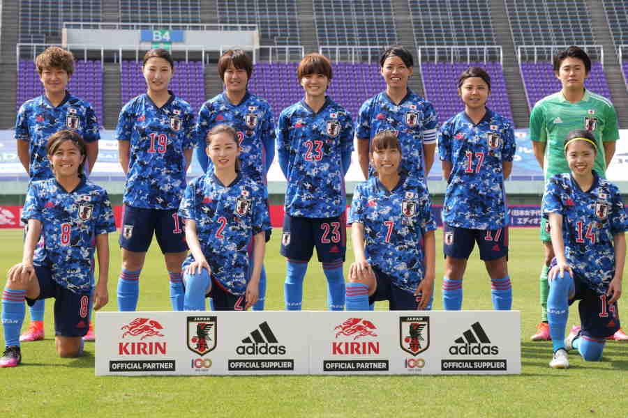 東京五輪に出場するなでしこジャパン(日本女子代表)のメンバー18人を発表【写真:©JFA】