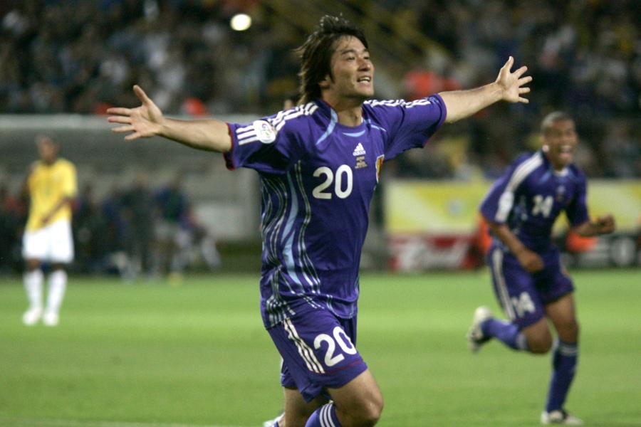 元日本代表FW玉田圭司(写真は2006年W杯時のもの)【写真:ロイター】