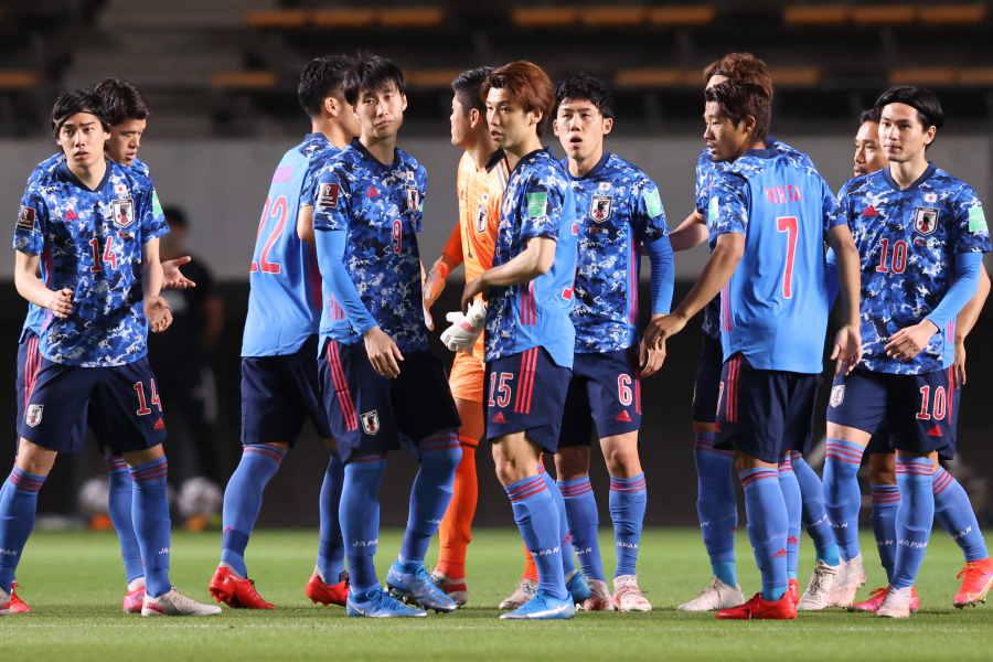 日本代表のW杯アジア2次予選の戦いを総括【写真:高橋 学】