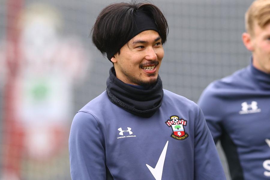 来季の去就が注目される日本代表MF南野拓実【写真:Getty Images】