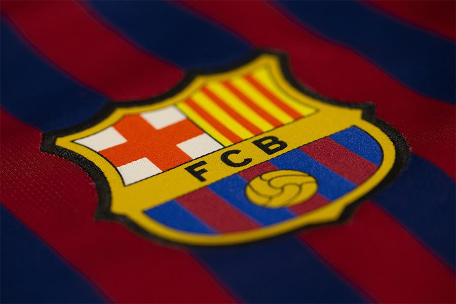 バルセロナの新アウェーユニフォームデザインに注目(写真はイメージです)【写真:Getty Images】