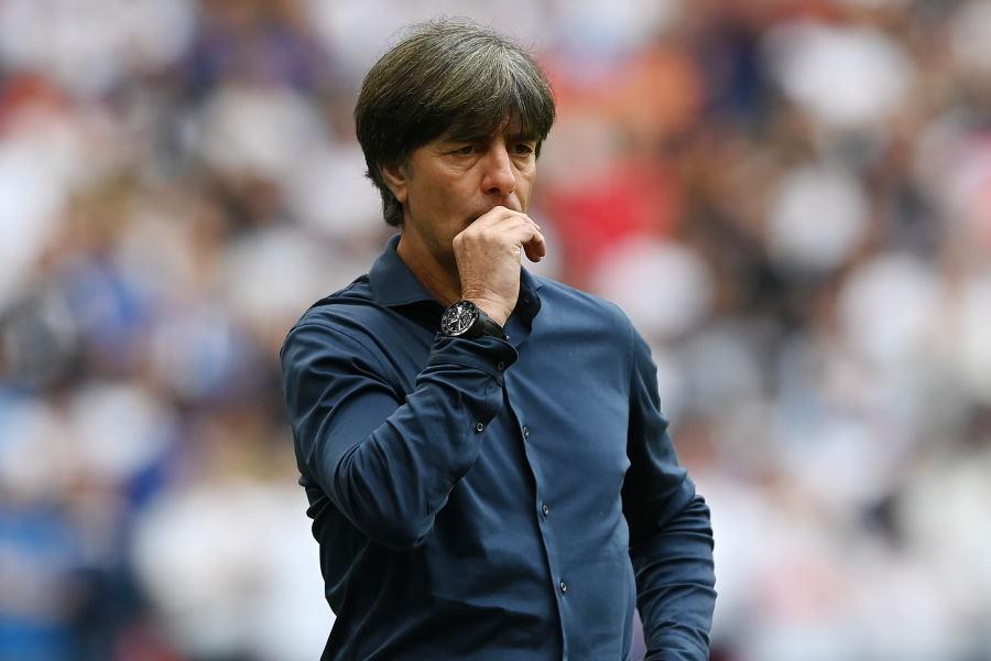 ドイツを率いたレーブ監督が退任【写真:Getty Images】