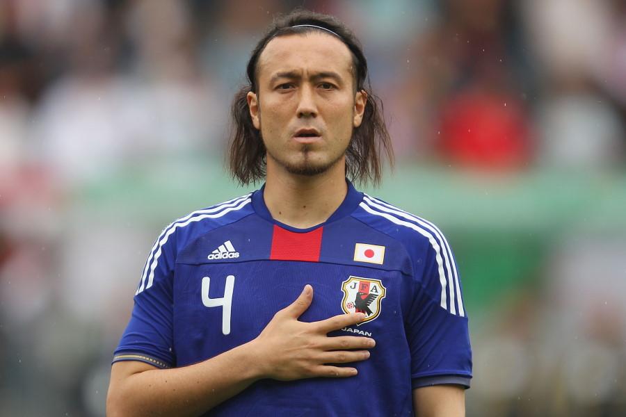 日本代表として活躍した田中マルクス闘莉王氏【写真:Getty Images】