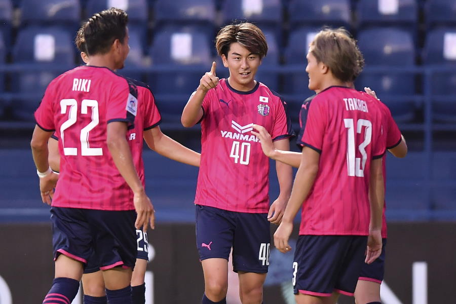 C大阪は松本泰志の2得点もありACL5戦無敗【写真:AFC】