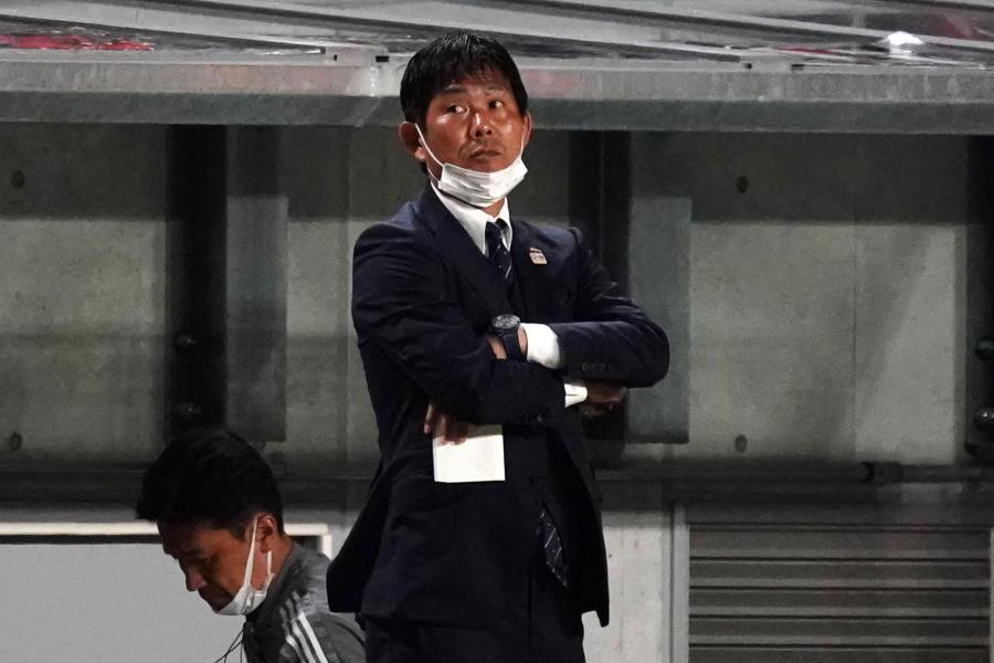 U-24日本代表を率いる森保監督【写真:Getty Images】