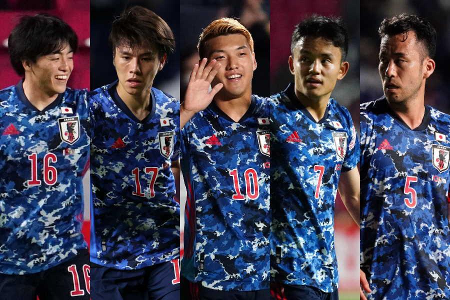 U-24日本代表のホンジュラス戦出場全16選手「パフォーマンス査定」【写真:Getty Images】