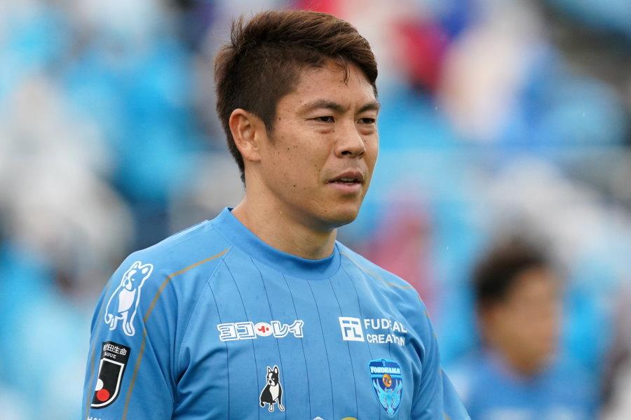 横浜FCの元日本代表DF伊野波雅彦【写真:Getty Images】