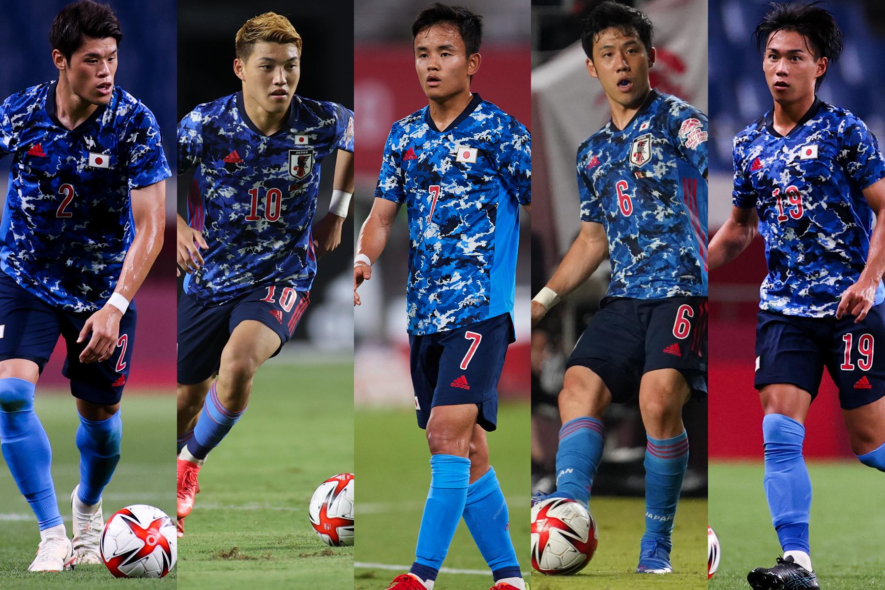 2連勝でグループAの首位にたつ日本代表【写真:Getty Images】