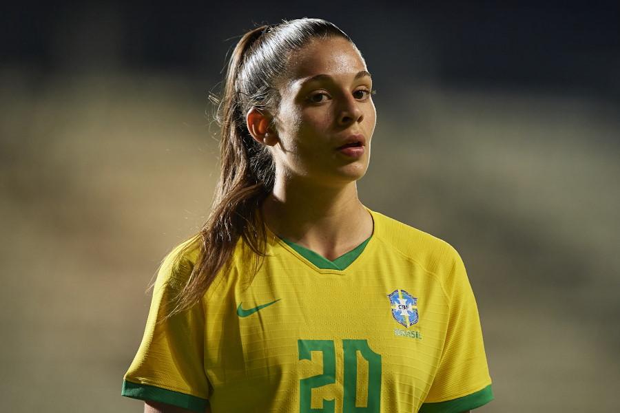ブラジル女子代表FWジョバナ【写真:Getty Images】