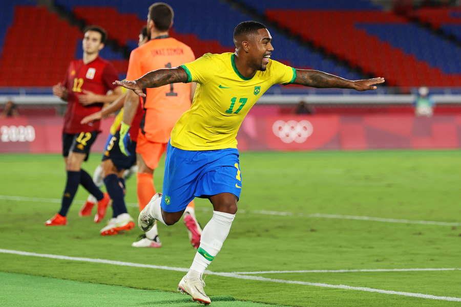 延長戦の末、ブラジルが金メダル獲得【写真:Getty Images】
