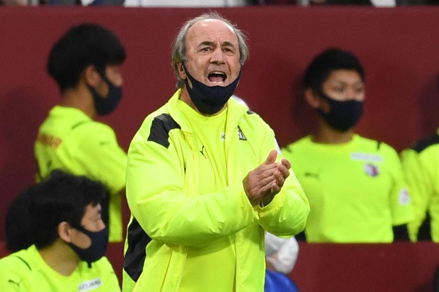 C大阪はレヴィー・クルピ監督の解任を発表【写真:Getty Images】
